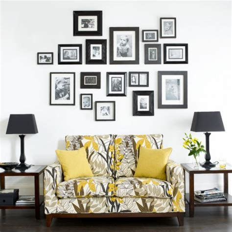 57 Ideas To Decorate Walls With Pictures Shelterness How To Decorate A Wall With Pictures