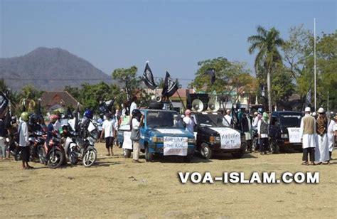 film nabi muhammad di amerika protes penghinaan nabi muhammad umat islam bima serukan