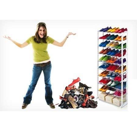 Rak Sepatu Sandal M503 amazing shoes rack rak sepatu atau sandal white jakartanotebook