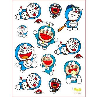 doraemon cat luggage stickers car stickers skateboard stickers on aliexpress alibaba