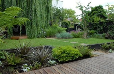 contemporary backyard landscaping ideas modern landscape garden ideas beautiful homes design