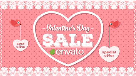 valentines sale valentines day sale by petrovykh videohive