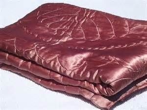 satin comforter regency vintage quilted satin comforter warm