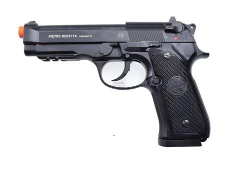 Airsoft Gun Beretta M92 Beretta M92 A1 Co2 Blowback Semi Auto Metal Airsoft Pistol