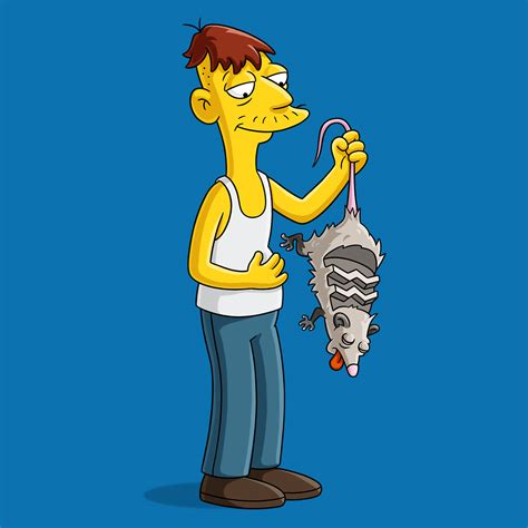 the simpsons treehouse of horror 12 cletus simpsons world on fxx