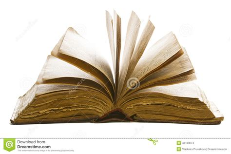 libro open open old blank book royalty free stock photo cartoondealer com 21661413
