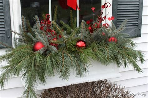 youtube how to decorate a christmas window box 25 best ideas about winter window boxes on window boxes fall flower
