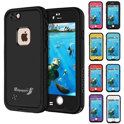 ip  certificated shockproof dirtproof snowproof full sealed protective case cover  iphone
