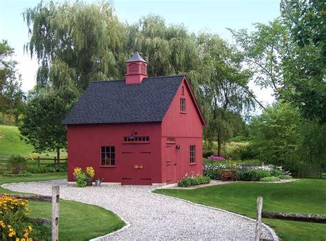 red barn plans photo 3 of 11 in 10 prefab barn companies that bring diy