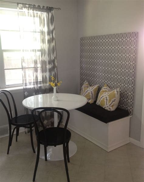 dining nooks the breakfast nook with bench my projects pinterest