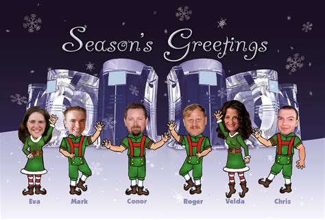 company christmas cards from imagesa2z send company