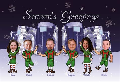 company christmas cards from imagesa2z send company