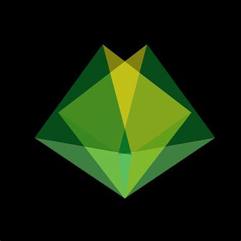 geometric pattern logos geometric logo series on behance