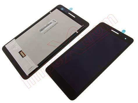 Lcd Tablet Huawei pantalla completa lcd display digitalizador t 225 ctil negra para tablet huawei mediapad t1 7 0