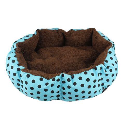 plush dog beds unique soft fleece pet dog puppy cat warm bed house plush