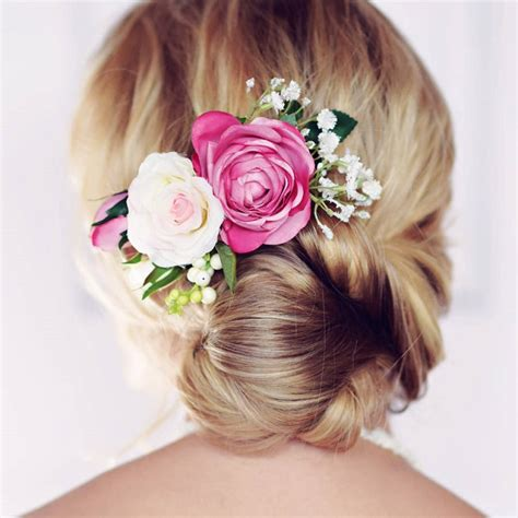 Wedding Hair Accessories Roses by Top 10 Bridal Hair Accessories For Every Hair Length Top