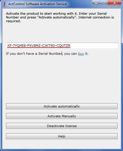 act software activation service serial number el proceso civil en mexico jose becerra