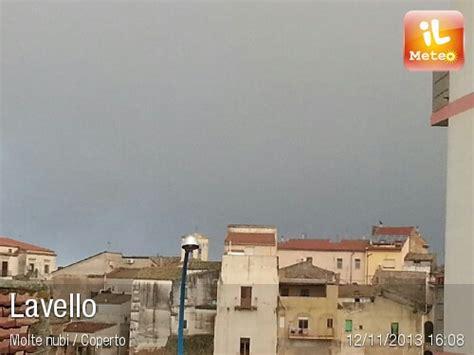 meteo lavello oggi foto meteo lavello lavello ore 16 09 187 ilmeteo it