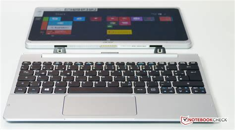 Keyboard Notebook Acer Aspire 3100511036905500 acer aspire switch 10 sw5 011 12vu convertible review
