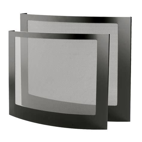3 panel screen stovax accessories