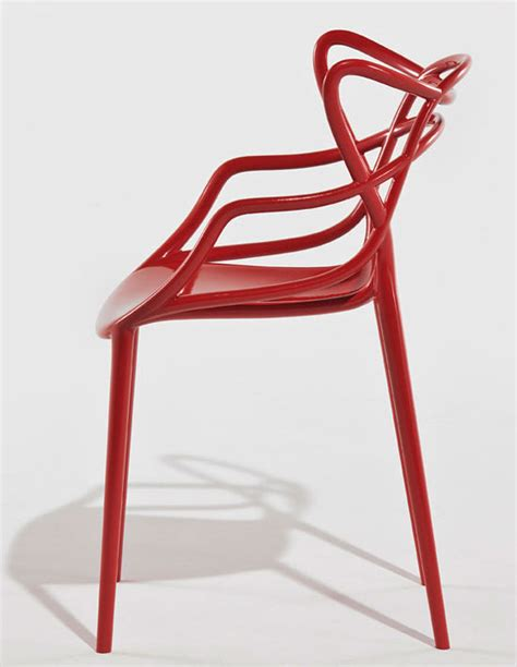 designboom philippe starck philippe starck masters chair for kartell