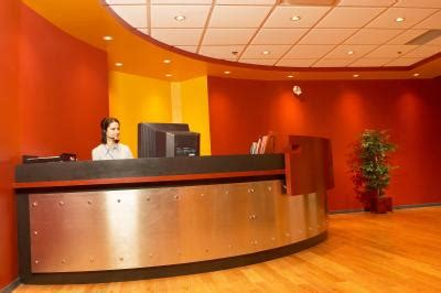front desk coordinator salary our everyday life