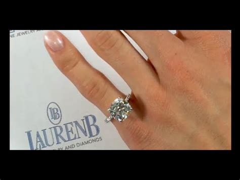 4 Engagement Ring by 4 Carat Engagement Ring