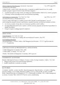 Assistant Controller Sle Resume by 9 Controller Resume Bursary Cover Letter