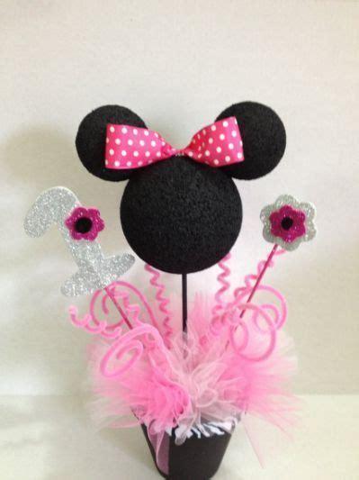 Centerpiece Mickey 1st Birthday 289566 25 best ideas about mickey minnie centerpieces on