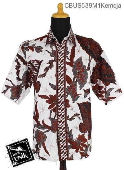 Muslim Salur Sale baju batik sarimbit blus katun motif salur kipas tumpal