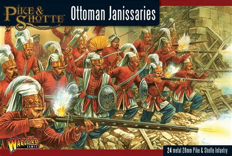 elite corps of ottoman turks ottoman janissaries warlord games