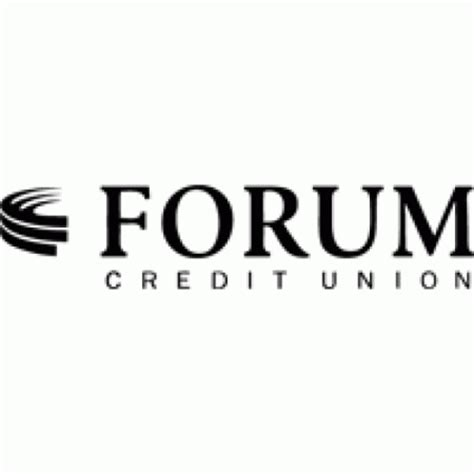 Walker Forum Credit Union Forum Credit Union Logo Vector Eps For Free