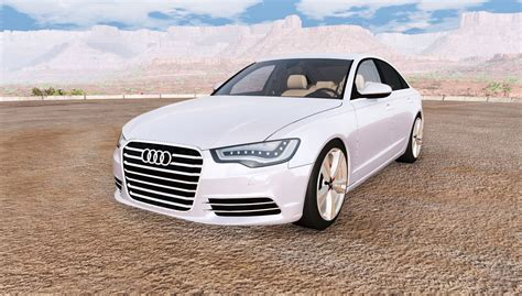 Audi A6 Antrieb by Audi A6 C7 V1 1 For Beamng Drive