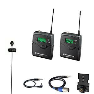 Mic Wireless Senheiser Ew 122 G2 Clip On notre s 233 lection de micros sc 232 ne et studios