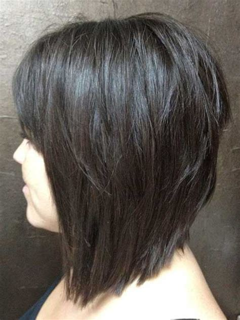 how to cut inverted layers long hair inverted bob hairstyles the best short hairstyles for