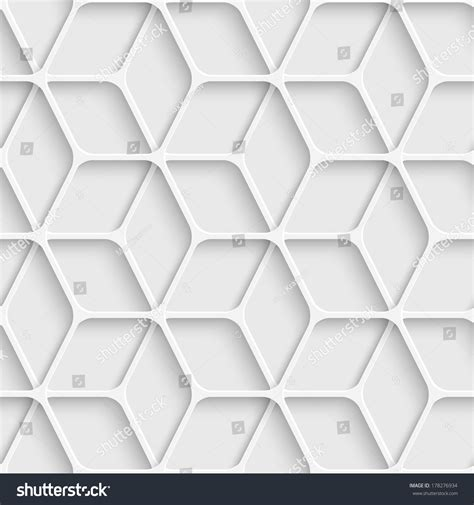 Origami Seamless Cube - seamless cube background stock vector 178276934