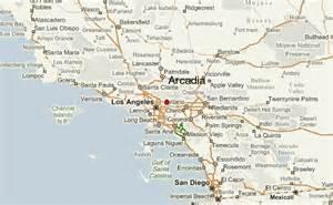 arcadia california location guide