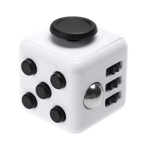 Fidget Spiner With Click Joystick Pen Anti Stress magic fidget puzzle cube anti anxiety adults stress relief