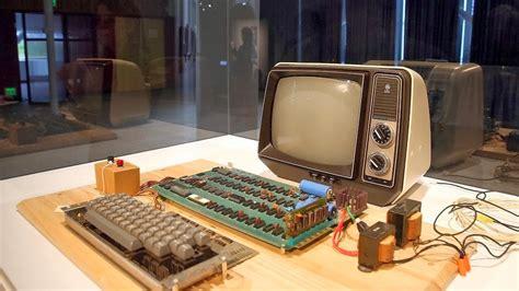 Laptop Apple Termahal ohsenyum ohsenyum 7 gambar komputer pertama apple 1