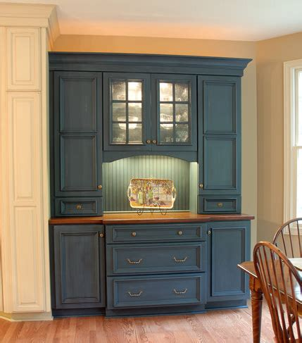 Kitchen Furniture Hutch by Built In Kitchen Hutch Cabinets Real Estate Colorado Us