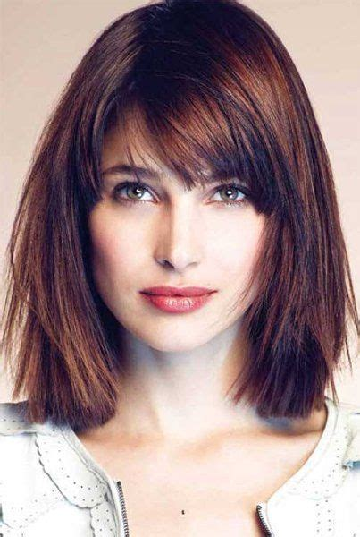 25 best ideas about hairstyles with bangs on pinterest