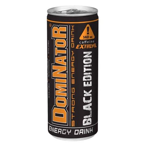 energy drink in black can olimp nutrition best prices on olimp dominator strong