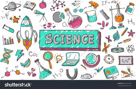 doodle presentations science chemistry physics biology astronomy education