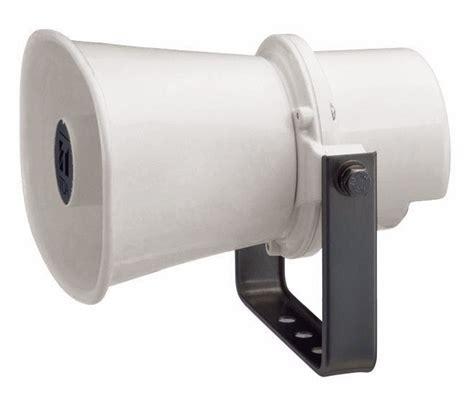 Speaker Toa Indonesia quot peralatan instalasi tata suara toa paging horn