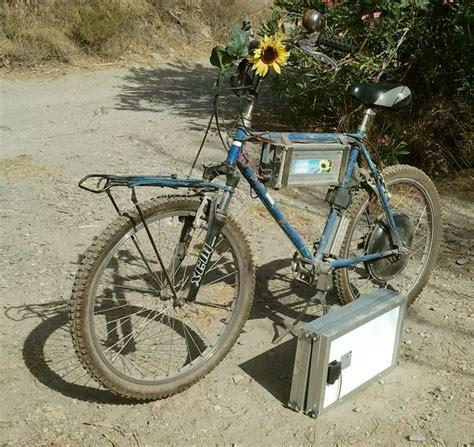 E Bike Batterie Laden by Lithium Batterien Mit Solarpanelen Direkt Aufladen