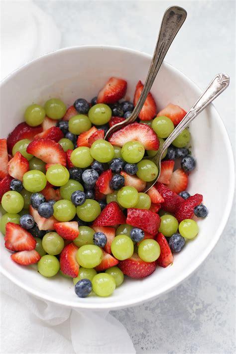 5 fruit salad recipe fruit salad