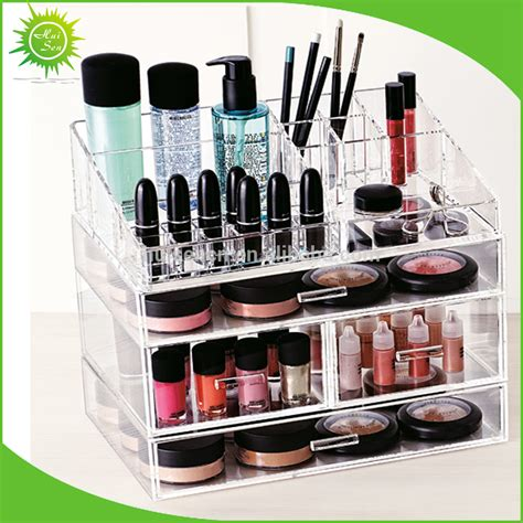 Cheap Makeup Drawers by Wholesale Acrylic Makeup Organizer With Drawers