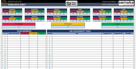 team   list template excel   list template