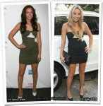 Who Wore Herve Leger Better Amanda Bynes Or Khloe by O Day Carpet Fashion Awards