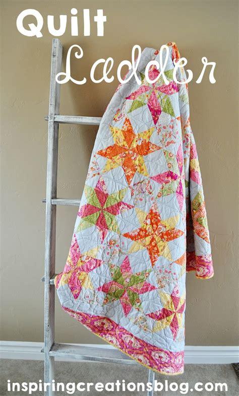 blanket ladder diy for flat pinterest 17 best ideas about quilt ladder on pinterest blanket